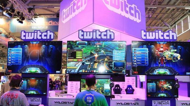 Amazon's Twitch triumphs over bot-sellers - BBC News