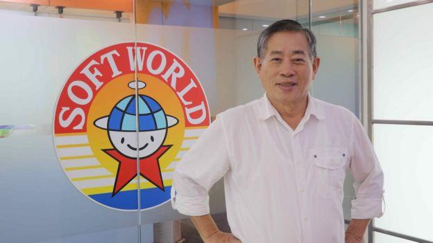25年前,王俊博是金庸武俠小說電子遊戲化的推手。