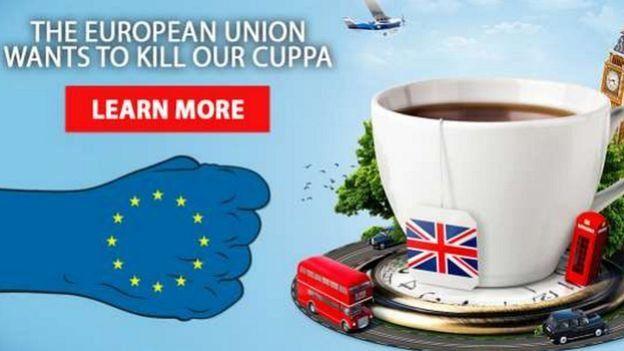 Vote Leave advertisement