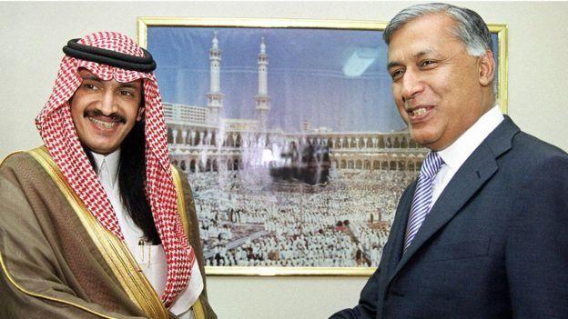 شاهزاده ترکی بن بندر