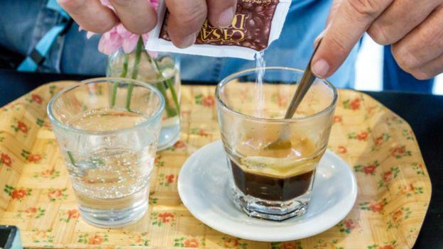 Cafe en Buenos Aires