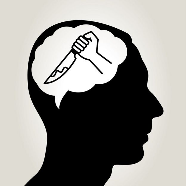 كشفت فحوصات الدماغ اختلافات في نشاط بعض أجزاء الدماغ بين المضطربين النفسيين والعنيفين