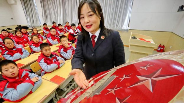 Школа в КНР