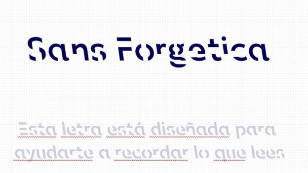 Cómo Es La Sans Forgetica La Nueva Fuente De Letra Creada Por