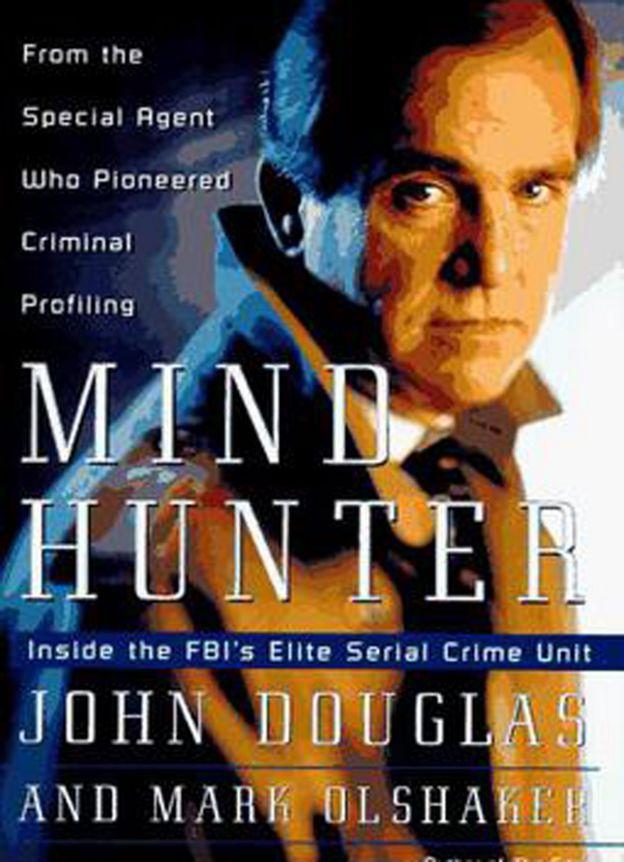 La portada del bestseller que Douglas escribió junto con Mark Olshaker en 1995.