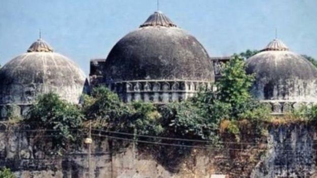 பாபர் மசூதி