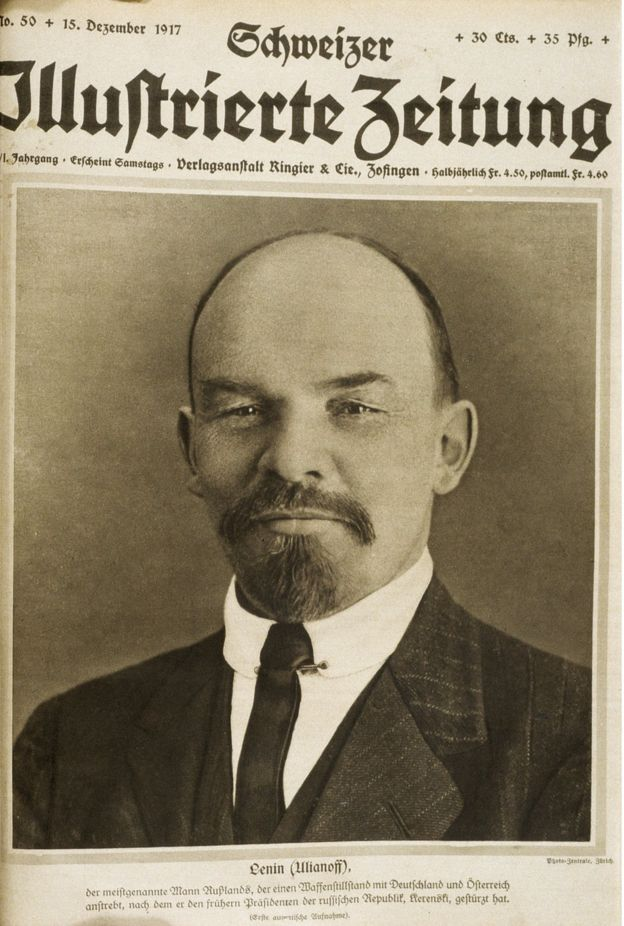 links to lenin the past swiss villagers tried to forget bbc news