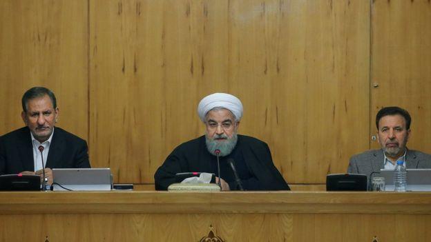 伊朗内阁会议