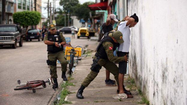 Neste ano, 40 policiais militares do Pará foram assassinados em crimes com características de execução ou latrocínio, segundo o governo