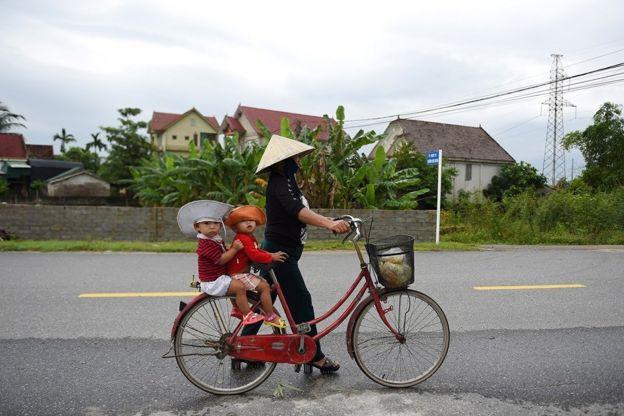 Những lao động di cư phần lớn xuất phát từ các khu vực nghèo ở Việt Nam