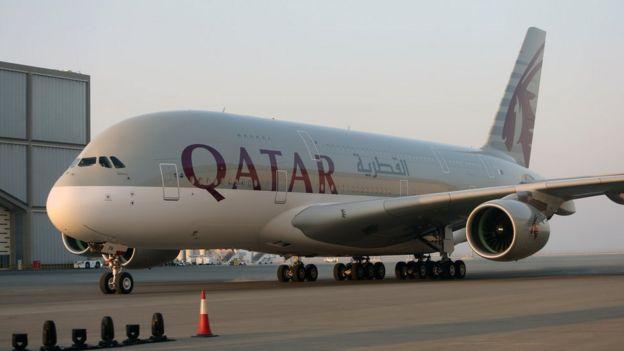 هواپیمایی دولتی قطر نزدیک به ۲۰۰ فروند هواپیما در ناوگان خود در اختیار دارد