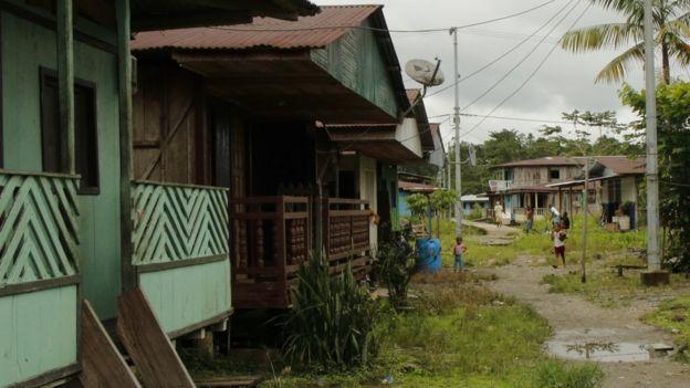 Casa en Iscuandé.