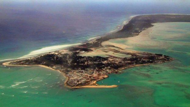 Kiribati country profile - BBC News