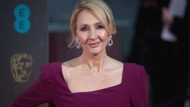 JK Rowling