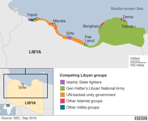 Libya Rival Militias In Deadly Clashes In Tripoli BBC News - Where is tripoli