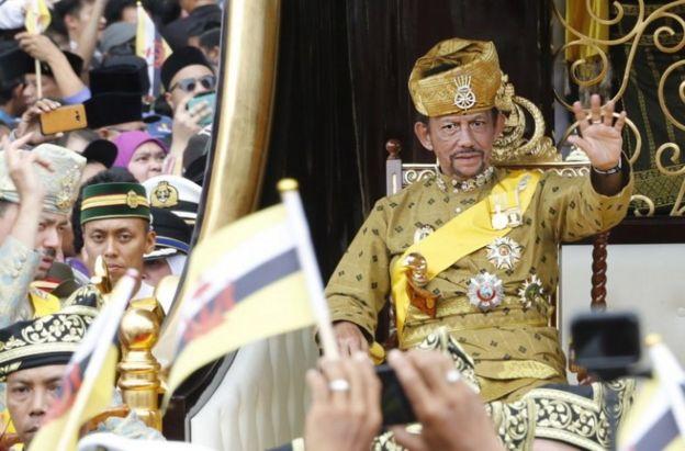 سلطان برونئی
