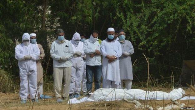कोरोना वायरस से मौत