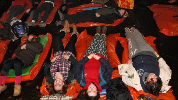 Картинки по запросу World's Big Sleep Out