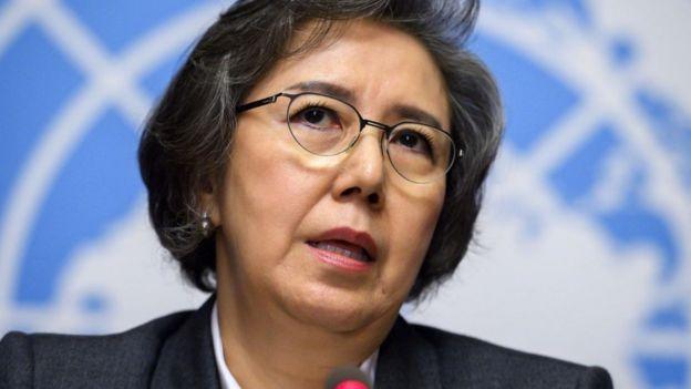 مبعوثة الأمم المتحدة يانغهي لي
