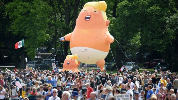 Trump balonu