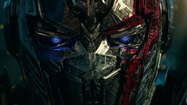 An image from Transformers: The Last Knight