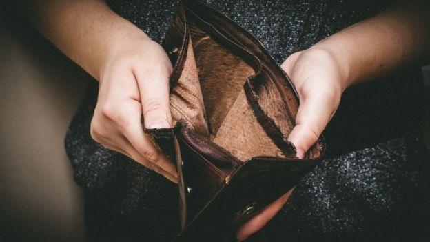 Порожній гаманець