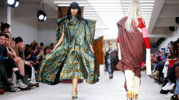 伦敦时装周2020