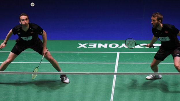 Badminton, All England