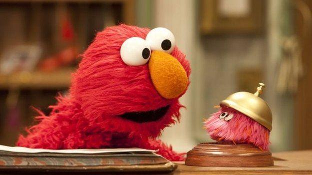 Sesame Street's Elmo