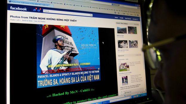 """Chính quyền Việt Nam đã nhiều lần yêu cầu Facebook ngăn chặn các thông tin được cho là """"xấu và độc hại"""""""