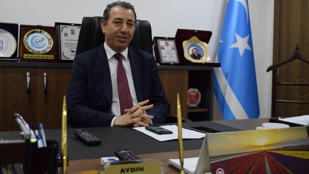 Irak Türkmen Cephesi'nden (ITC) Aydın Maruf