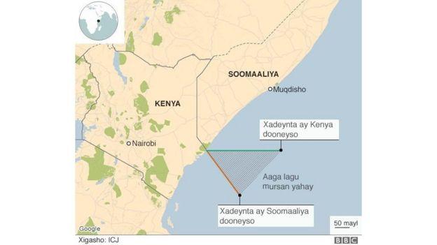 Xiisadda Soomaaliya iyo Kenya