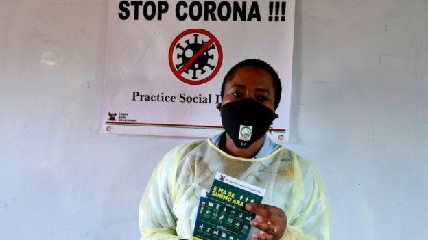 Nigeria coronavirus outbreak