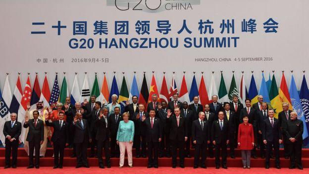 杭州20國集團峰會