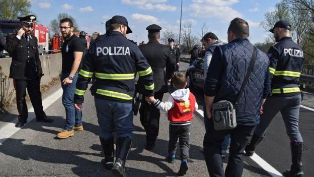 Полиция и родители