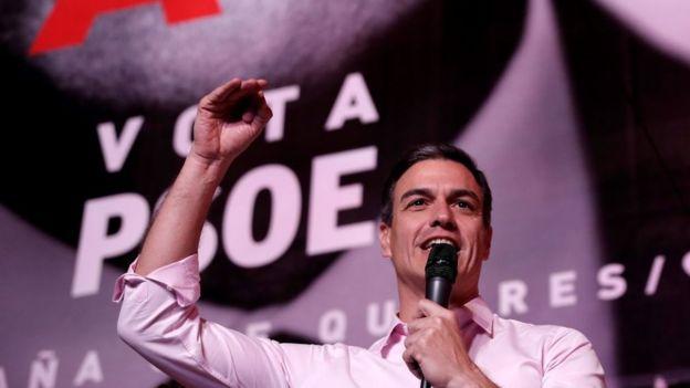 Пока не ясно, сможет ли Педро Санчес сформировать правящую коалицию