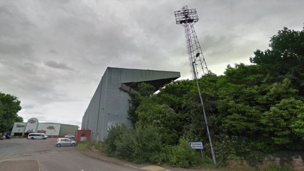 7e8ab5f8e Kettering Town FC  Former Rockingham Road ground to become housing ...