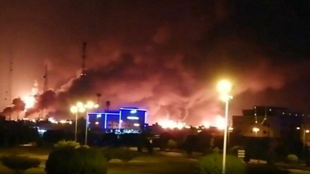 هجمات على منشآت النفط السعودية