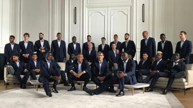 Fransa Milli takımı