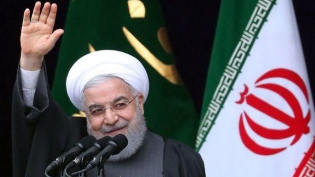 الرئيس الايراني