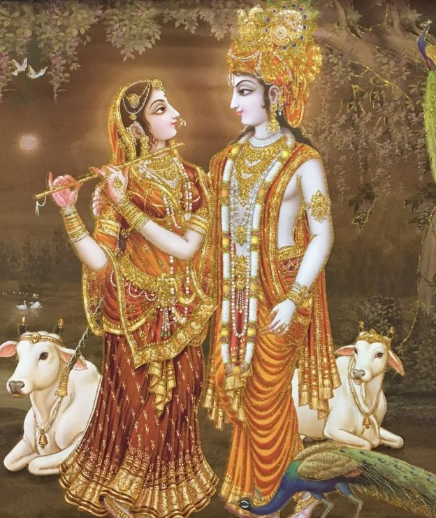 Dark is divine: What colour are Indian gods and goddesses