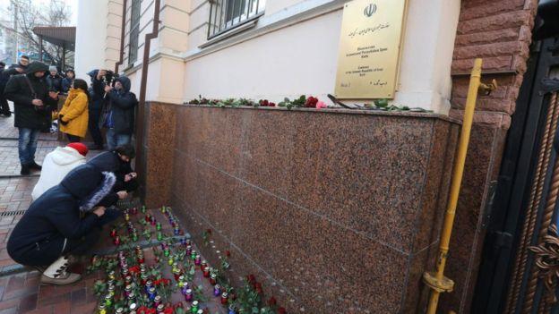 سفارت ایران در کییف