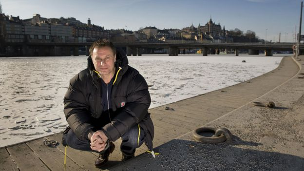 Michael Nyqvist in Stockholm in 2009