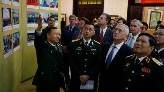 Việt Nam, Hoa Kỳ, quốc phòng