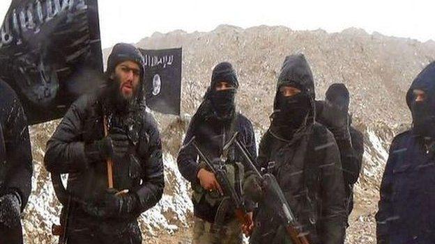 Ifthekar Jaman in Syria