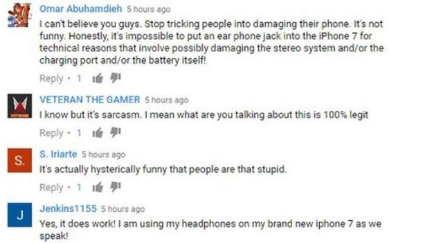 Is anyone really drilling earphone jacks into their iPhone