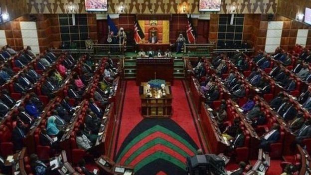 Wabunge wa Kenya