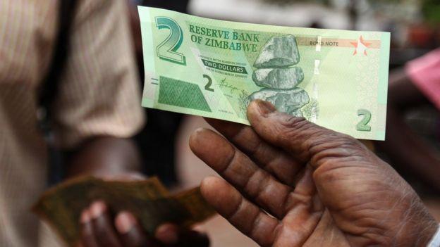 Zimbabwe bond note