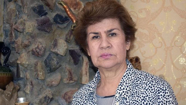 Гулрухсор Сафиева