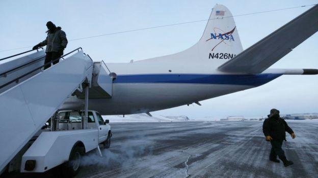 Operación de la NASA